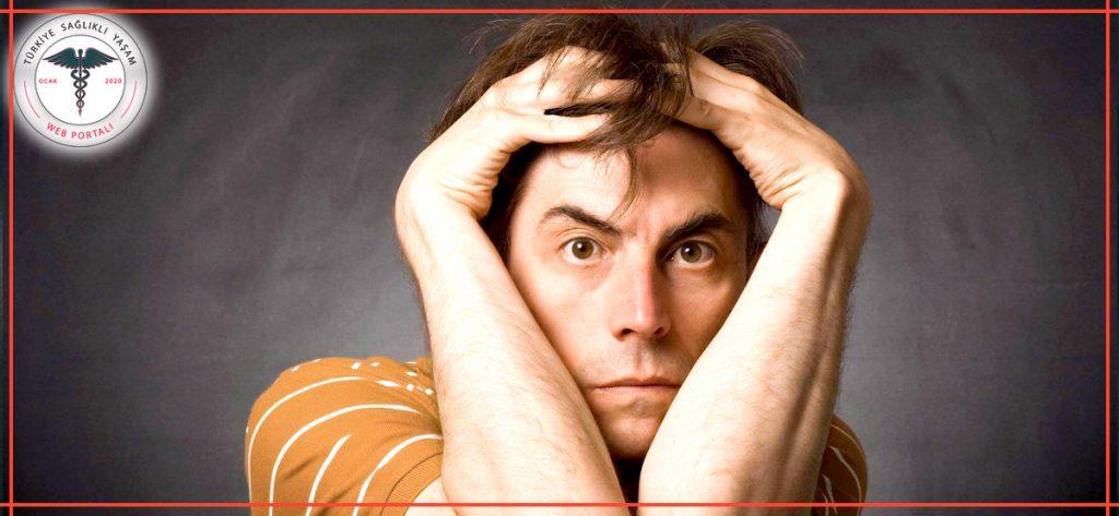anksiyete bozukluğu, yaygın anksiyete bozukluğu, anksiyete bozukluğu olan kişiler, yaygın anksiyete bozukluğu olan adam,