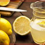 limon, limonla zayıflama, haşlanmış limon, kaynamış limon,