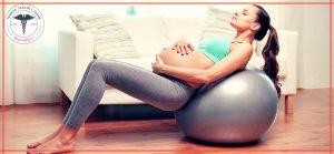 hamilelikte egzersiz, hamilelikte spor, hamile kadın spor, hamile kadın plates, hamile kadın plates topu,